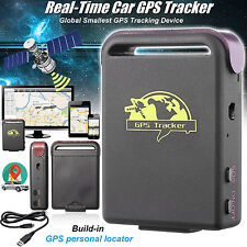 New Car GPS Tracker TK102 Magnetic Vehicle Spy Mini Personal Tracking Device UK