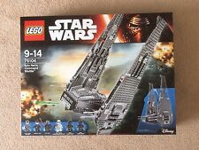 LEGO Star Wars Kylo Ren's Command Shuttle (75104) MISB