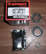 SUZUKI ALTO, WAGON R+DAEWOO TICO REAR WHEEL BEARING KIT -NIPPARTS J4718001
