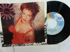 """SHEENA EASTON 45 RPM """"The Lover in Me"""" with original picture sleeve VG+ cond"""