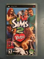 The Sims 2: Pets  PSP Game Complete RARE