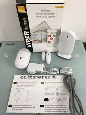 Viper Wireless Monitoring and Security System Starter Kit -Model VHS100 #122