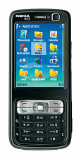 BRAND NEW NOKIA N73 - 3.2MP - BLUETOOTH - 3G - BOXED - BLACK - UNBRANDED
