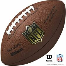 Wilson The Duke NFL American Football Ball Professional Tackified Composite