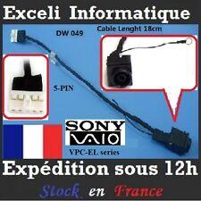Connecteur dc jack avec cable dw049 Sony VAIO VPCEL PCG-71A11T PCG71C11M