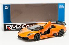 Lamborghini Murcielago LP 670-4 SV in Orange , RMZ City 544997, 1:32, 5 inch