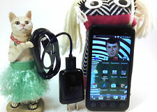 HTC EVO 3D CLEAN MEID! 100% tested ANDROID 2Core + 8GB sdcard + CASE + AC