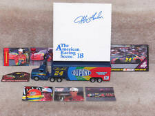 Jeff Gordon~American Racing Series #18 Winross Truck~Dupont Racing Transporter