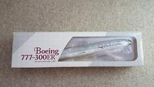 Qatar Airways Boeing 777-300ER In Current Color Diecast Model 1:200 NEW IN BOX