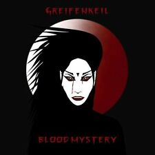GREIFENKEIL Blood mystery CD Digipack 2008