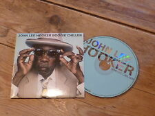JOHN LEE HOOKER - BOOGIE CHILLEN !!!!!!RARE CD PROMO FRANCE