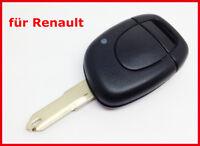 Schlüssel Rohling für RENAULT ESPACE LAGUNA TWINGO KANGOO CLIO MEGANE Gehäuse