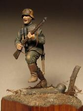 Figurino 54mm TARTAR MINIATURES 54-12 German stormtrooper WWI