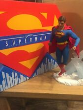 Hot Toys Superman The Movie Christopher Reeve Original Uk