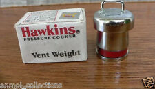Hawkins Pressure Cooker Vent Weight Pressure Regulator~B10-20