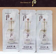 The History of Whoo Gongjinhyang Seol Whitening Essence 40pcs Serum WHOO New