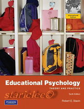 3 Days US Educational Psychology Theory and Practice 10th Edition Robert Slavin