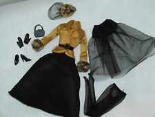 Barbie Dior Style Fashion~Silkstone Fashion Royalty~Newly De-boxed~Free U.S Ship