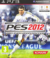 Pro Evolution Soccer PES 2012 (Calcio) PS3 Playstation 3 IT IMPORT KONAMI