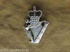 Original Genuine Issue British Army Royal Irish Regiment RIR Cap Badge