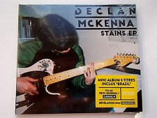 DECLAN MCKENNA - STAINS EP MEGA RARE 5 TRK CD - STILL SEALED INC BRAZIL