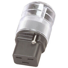 Wattgate 320i HC Clear IEC Connector High Current