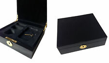 iPhone 4 4G 4S Luxury Presentation Box with Velvet Interior & Gold Hinges/Lock