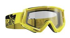 Thor Conquer Goggle - Yellow / Black