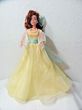 ANASTASIA DISNEY DREAM WALTZ DOLL W/DRESS, NECKLACE, BRACELET, EARRINGS BUT NO B