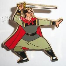 Disney Shopping Heroes Pin - Hero Li Shang from Mulan with Sword LE 500 - RARE!