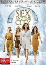 SEX AND THE CITY 2 The Movie : NEW DVD