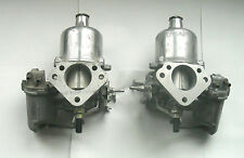 PAIR ROVER P6B 3500 V8 MORGAN PLUS 8 CARBURETTERS CARBURETTORS AUD 467 NEW NOS