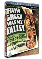 How Green Was My Valley Maureen O'Hara Walter Pidgeon Brand New and Sealed