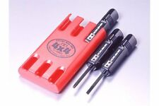 TAMIYA 74010 Set d'outillage 3 pièces – Pocket Tool Set