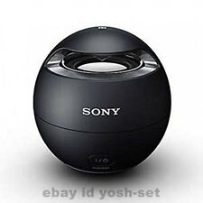 SONY Bluetooth Wireless portable speaker white SRS-X1 Black FROM JAPAN
