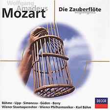 Güden/farà/Simoneau/Böhm/WP-la magia flauto (QS) CD NUOVO