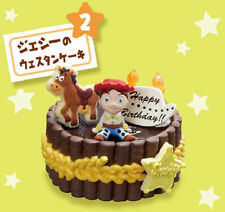 Rement Disney Pixar Toy Story Birthday Party Miniature Birthday Cake Jessie No.2
