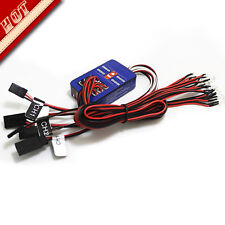 For TAMIYA RC Car LED Light System 1/10 On Road Kit Flash 12 LED Simulation I