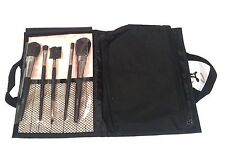 MARY KAY 5 PC MAKEUP BRUSH SET COLLECTION BONUS TRAVEL BAG~NEW EDITION~FAST SHIP