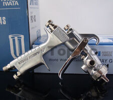New Pro ANEST IWATA SPRAY GUN W-101 Gravity Feed Paint Spray Gun 1.3 Cup  HVLP