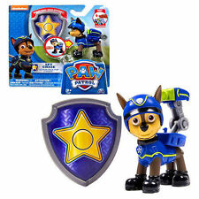 Paw Patrol Action Pack Pup Deformation Dog Backpack Projectile blue