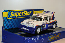 Slot SCX Scalextric Superslot H3408 MG Metro 6R4 Nº15 Jimmy McRae -  New