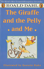 The Giraffe, the Pelly and Me by Roald Dahl (1994, Paperback)
