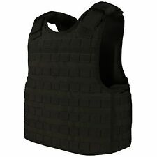 Condor Black DFPC Tactical Ops Defender MOLLE Body Armor Plate Carrier Vest