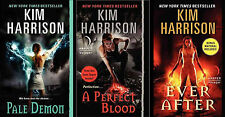 Hollows Series by Kim Harrison Books 9-11!Rachel Morgan Ivy Jenks Paranormal