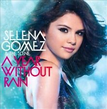 A  Year Without Rain by Selena Gomez NEW Enhanced CD