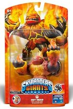 Skylanders Giants Giant Figure HOT HEAD Hothead NISB *Very Rare!*