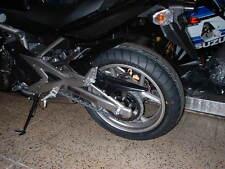 Kawasaki ER6/Ninja 650 N & F Carbon-Look Hugger (06-08)