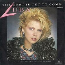 DISCO 45 Giri  Luba - The Best Is Yet To Come / Storm Before The Calm