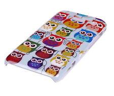 Schutzhülle f Motorola Razr i XT890 Tasche Case Cover Schale Owl kleine Eule